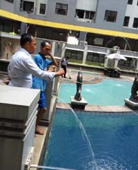Maintenance Swimming Pool