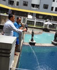 Maintenance Swimming Pool